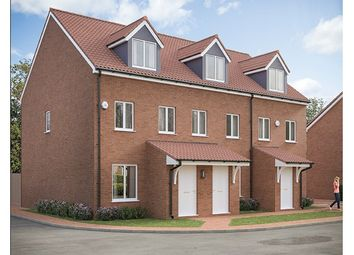 Thumbnail 3 bed end terrace house for sale in Brooklyn Close, Exeter
