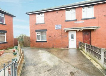Thumbnail 3 bed semi-detached house for sale in Johnson Avenue, Bickershaw, Wigan, Lancashire