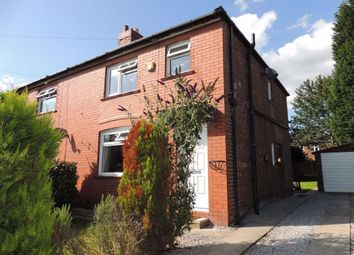 3 bed semi-detached house for sale in Windsor Grove, Romiley, Stockport SK6