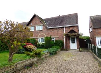 Thumbnail 3 bed property to rent in Coleshill Road, Curdworth, Sutton Coldfield