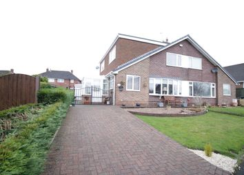 Thumbnail 3 bed semi-detached house for sale in Woodside Grove, Allerton Bywater, Castleford