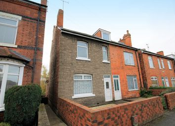 3 bed semi-detached house for sale in Station Road, Shirebrook, Mansfield NG20