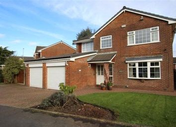 Thumbnail 5 bed detached house for sale in Wolstenholme Lane, Norden, Rochdale