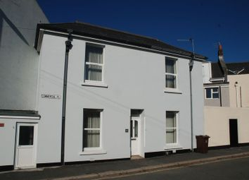 Thumbnail 2 bed terraced house to rent in Commercial Place, Plymouth