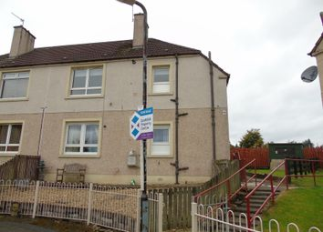 Thumbnail 2 bed flat for sale in Drumpellier Crescent, Langloan, Coatbridge