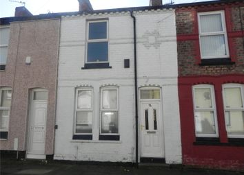 Thumbnail 2 bed terraced house for sale in Smollett Street, Bootle