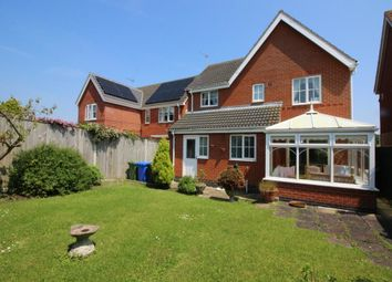 Thumbnail 4 bedroom detached house for sale in Howley Gardens, Lowestoft