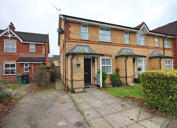 2 bed end terrace house for sale in Keeble Way, Braintree CM7