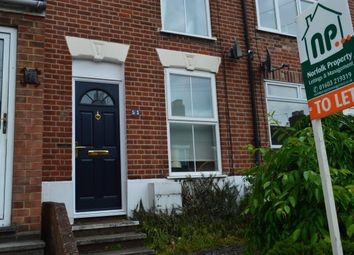 Thumbnail 2 bedroom property to rent in Wodehouse Street, Norwich