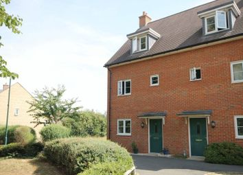 Thumbnail 4 bed end terrace house for sale in Hayday Close, Yarnton, Kidlington