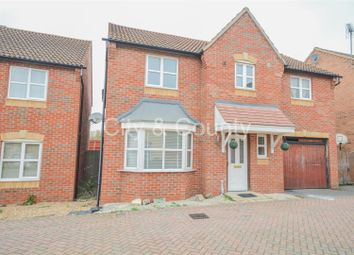 Thumbnail 5 bed detached house for sale in Evergreen Drive, Hampton Hargate, Peterborough