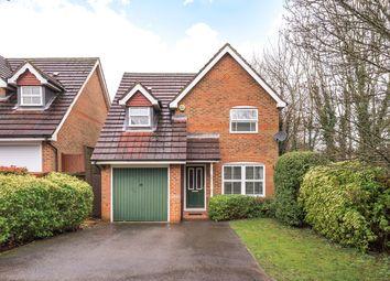3 bed detached house for sale in Partridge Close, Gabriel Park, Kempshott RG22