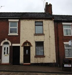 Thumbnail 2 bed terraced house for sale in St Michaels Road, Chell, Stoke-On-Trent