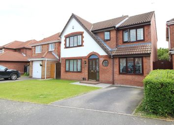 Thumbnail 4 bed detached house for sale in Templeton Crescent, Liverpool, Merseyside