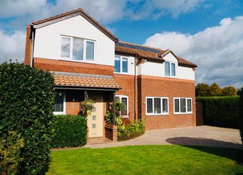Thumbnail 5 bed detached house for sale in Catkin Way, New Balderton, Newark