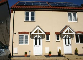 Thumbnail 2 bed semi-detached house to rent in Long Meadow Drive, Diss