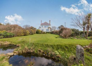 Thumbnail 5 bed detached house for sale in Truthwall, St. Just, Penzance