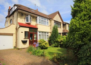 Thumbnail 4 bed semi-detached house for sale in Edenhurst Avenue, Childwall, Liverpool