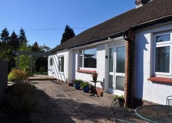 Thumbnail 3 bed detached bungalow for sale in Lansdowne Road, Caerleon, Newport
