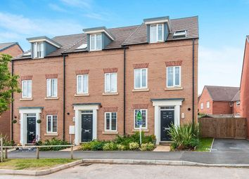 Thumbnail 3 bed terraced house for sale in Peppercombe Avenue, Exeter