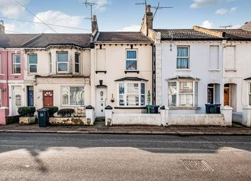 Thumbnail 2 bed terraced house for sale in Tarring Road, Broadwater, Worthing