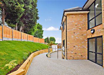 Thumbnail 2 bedroom flat for sale in Ash Court, 124 Watling Street, Bexleyheath, Kent