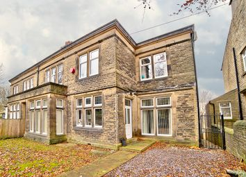 Thumbnail 6 bed semi-detached house for sale in Edgerton Road, Huddersfield
