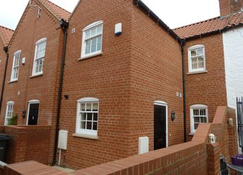 Thumbnail 1 bed end terrace house to rent in Printers Place, Queen Street, Louth