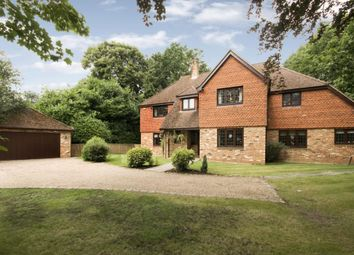 Thumbnail 5 bed detached house to rent in Water Lane, Cobham