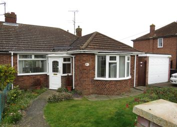 Thumbnail 2 bed semi-detached bungalow for sale in Ashley Road, Dovercourt, Harwich