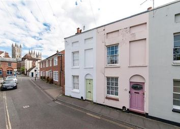 Thumbnail 2 bed terraced house for sale in Blackfriars Street, Canterbury