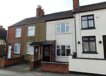 Thumbnail 2 bed terraced house for sale in Grange Road, Ibstock