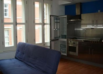 Thumbnail 1 bed flat to rent in Rockley Lofts, New Station Street, Leeds, West Yorkshire