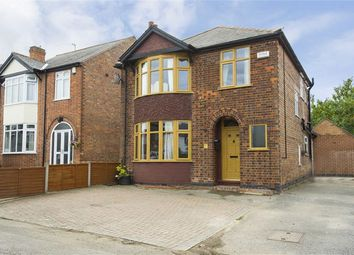 Thumbnail 4 bed detached house for sale in Cambridge Road, West Bridgford, Nottingham