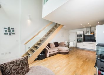 Thumbnail 2 bed flat to rent in Eaststand Apartments, Highbury Stadium Square