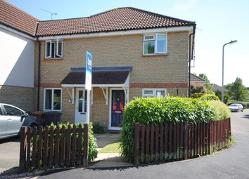 Thumbnail 2 bed end terrace house for sale in Ramshaw Drive, Chelmer Village, Chelmsford