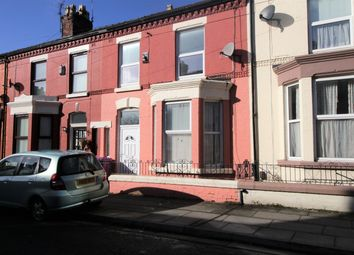 Thumbnail 3 bed terraced house for sale in Alderson Road, Liverpool