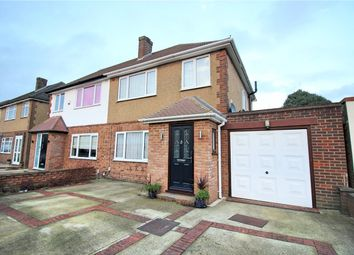 Thumbnail 3 bed semi-detached house to rent in Pickets Close, Bushey Heath, Bushey, Hertfordshire