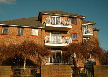 Thumbnail 1 bedroom flat for sale in Homewater House, Upper High Street, Epsom