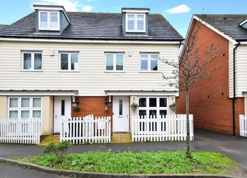 Thumbnail 4 bed semi-detached house for sale in Kenbury Drive, Slough
