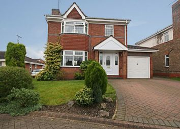 Thumbnail 3 bedroom detached house for sale in Barton Drive, Hessle