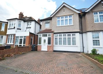 Thumbnail 3 bed semi-detached house for sale in Thornbury Avenue, Osterley, Isleworth