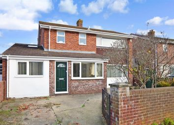 Thumbnail 4 bed detached house for sale in Rowner Road, Gosport, Hampshire