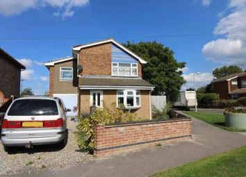 Thumbnail 3 bed detached house for sale in Orchard Close, Blundeston, Lowestoft