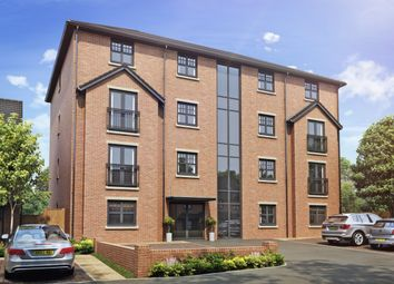 Thumbnail 2 bed flat for sale in King Edward Road, Hyde