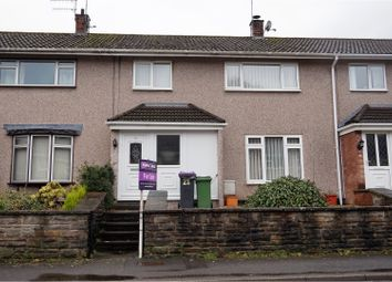 Thumbnail 3 bed terraced house for sale in Kidwelly Road, Cwmbran
