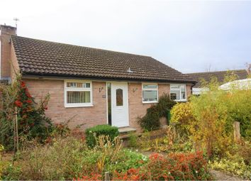 Thumbnail 3 bed detached bungalow for sale in Chalice Way, Glastonbury