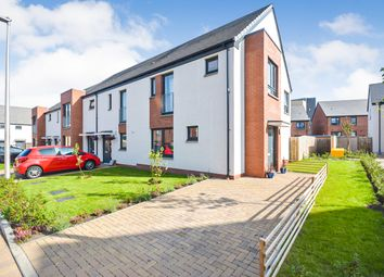 Thumbnail 3 bed end terrace house for sale in 16 St Francis Way, Edinburgh, Midlothian