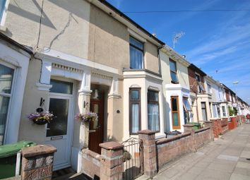 Thumbnail 2 bed terraced house to rent in Carisbrooke Road, Southsea