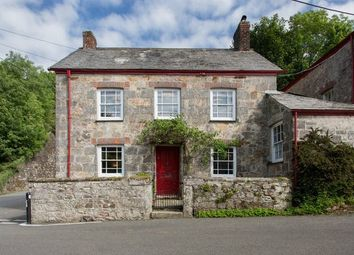 Thumbnail 4 bed semi-detached house for sale in Coombe, St. Austell